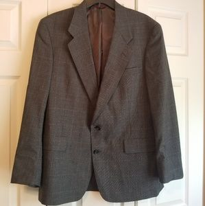 Hart Schaffner & Marx wool sports coat